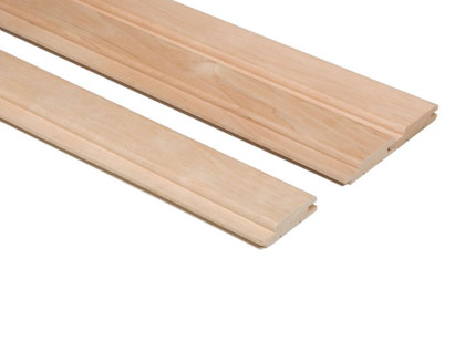 Csomómentes égerfa szauna lambéria 15x70mm A+ minőség