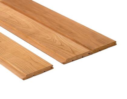 Csomómentes Thermowood nyárfa szauna lambéria 15x120mm A+ minőség