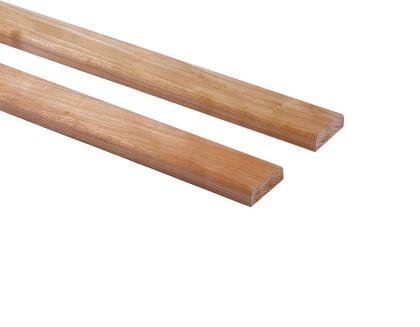 Csomómentes Thermowood nyárfa szauna léc 15x45mm