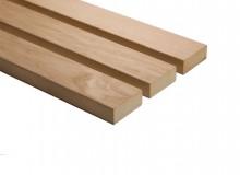 Csomómentes Thermowood nyárfa szauna padléc