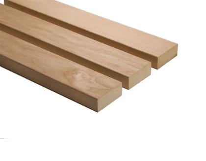 Csomómentes Thermowood nyárfa szauna padléc 25x80mm