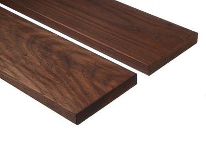Csomómentes thermowood kőrisfa szauna padléc