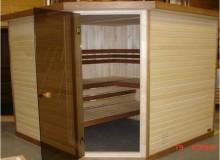 Szauna lambéria fehér nyárfa 12x90mm