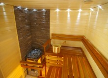 Fehér nyárfa szauna lambéria 12x90mm