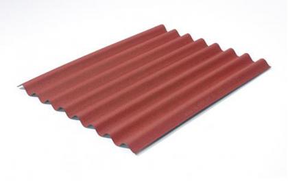 Onduline – Base bitumenes hullámlemez