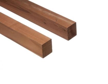 """Szauna szerkezet fa Thermowood 42x68mm """"AB"""" minőség"""
