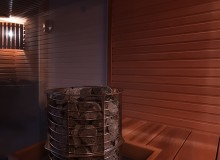 Égerfa szauna lambéria 15x70mm