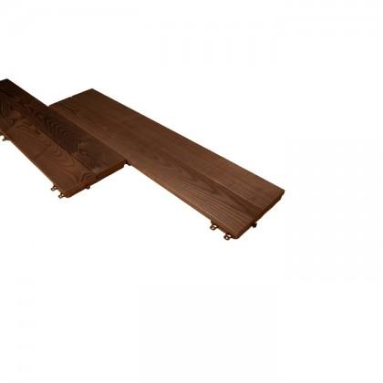 Thermowood kőris Quick Deck Maxi teraszburkolat