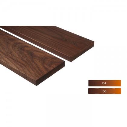 """Thermowood kőris teraszburkolat 26×160 """"A+"""" minőség"""