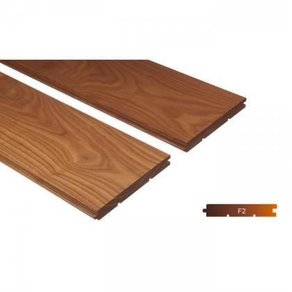 Thermowood kőris kemény fa padló burkolat 18x150mm