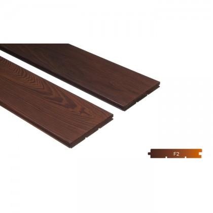 Thermowood kőris kemény fa padló burkolat 18x150mm 215°C