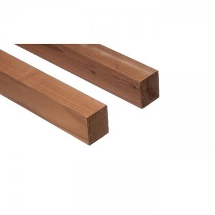 """Thermowood luc fenyő szerkezet fa 42×68 """"A/B"""" minőség"""