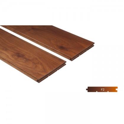Thermowood Pecan dió keményfa padló burkolat – rusztikus