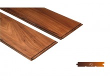 Thermowood Pecan dio keményfa padló burkolat