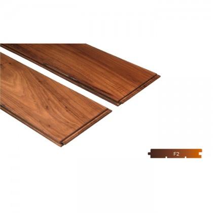 Thermowood Pecan dio keményfa padló burkolat – göcsmentes