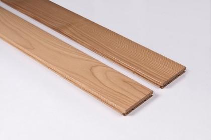 Thermowood kőris kemény fa padló burkolat 15x90mm
