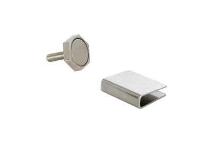 Szauna ajtó mágnes zár