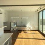 skandináv fatelep új iroda beköltözés előtt 1